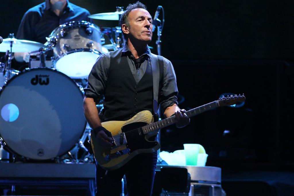 Bruce Springsteen-royals