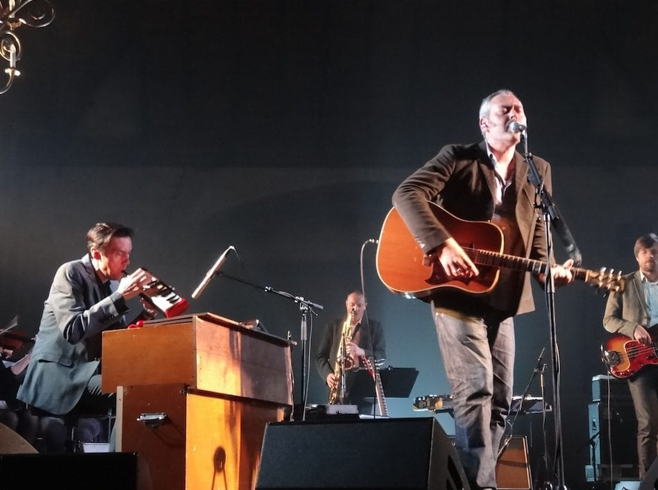 tindersticks, printemps de Bourges 2014
