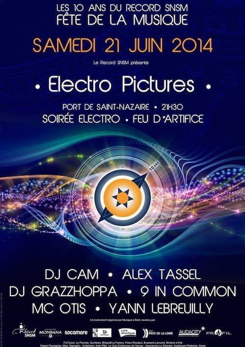 9 In Common, electro-pictures-dj-cam-21-juin