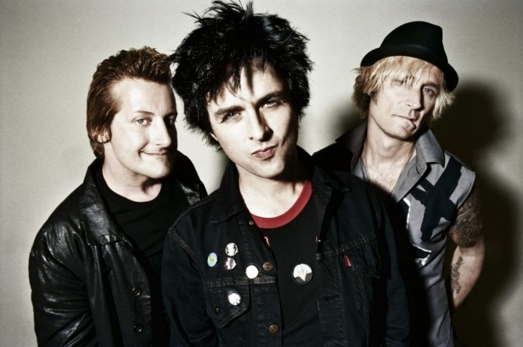 green day radio revolution band