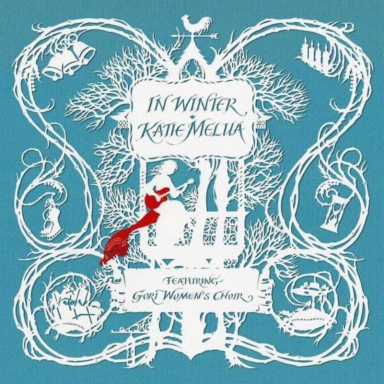 Katie Melua, In Winter, cover