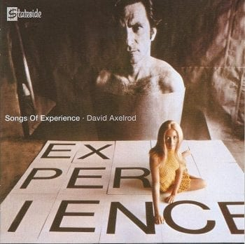 David Axelroad, Song of Experience, cover