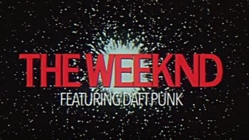 I Feel It Coming De The Weeknd featuring Daft Punk.