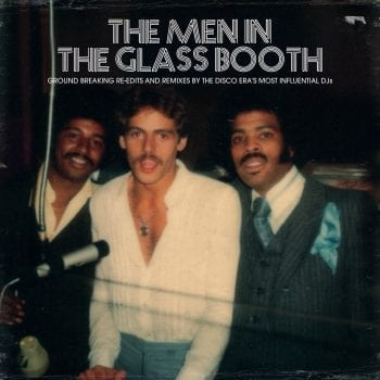 The Men In The Glass Booth-artwork, compilation, disco